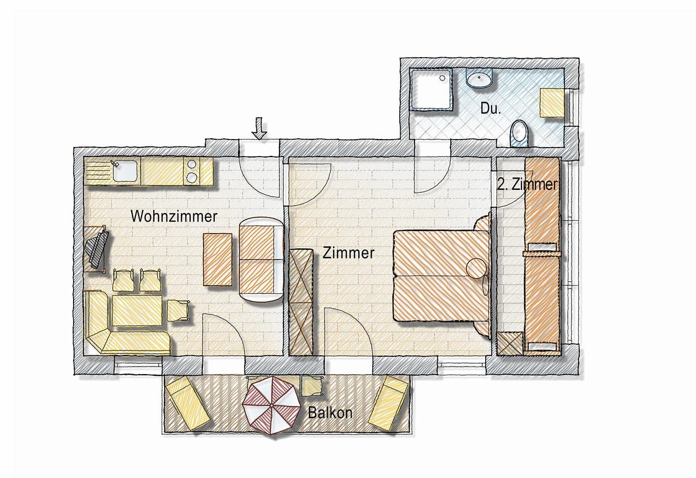 appartement-etschtal